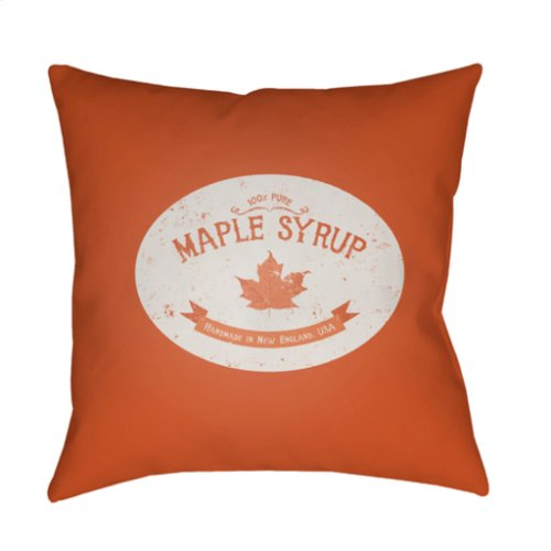 """Maple Syrup SYRP-003 18"""" x 18"""""""