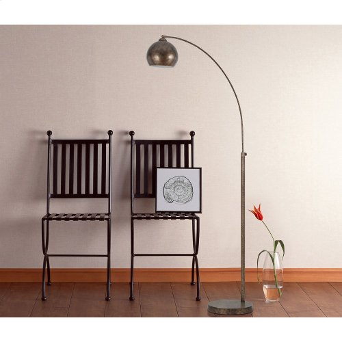 100W Metal Arc FL LP W/Metal Shades