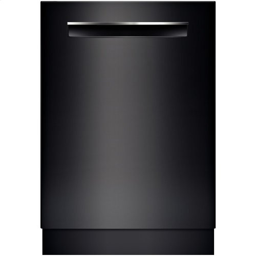 "24"" Flush Handle Dishwasher 500 Series- Black"