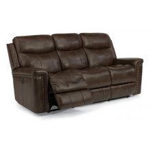 Grover Leather Power Reclining