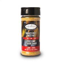 Louisiana Grills Spices & Rubs - 5 oz Smokey Spicy Sweet Hot