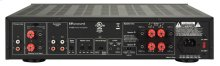 P125 Two-Channel, 125W, Dual Source Amplifier