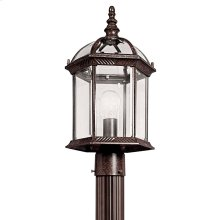 Barrie Collection Barrie 1 light Outdoor Post Mount TZ