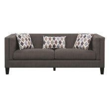 Sawyer Modern Dusty Blue Sofa