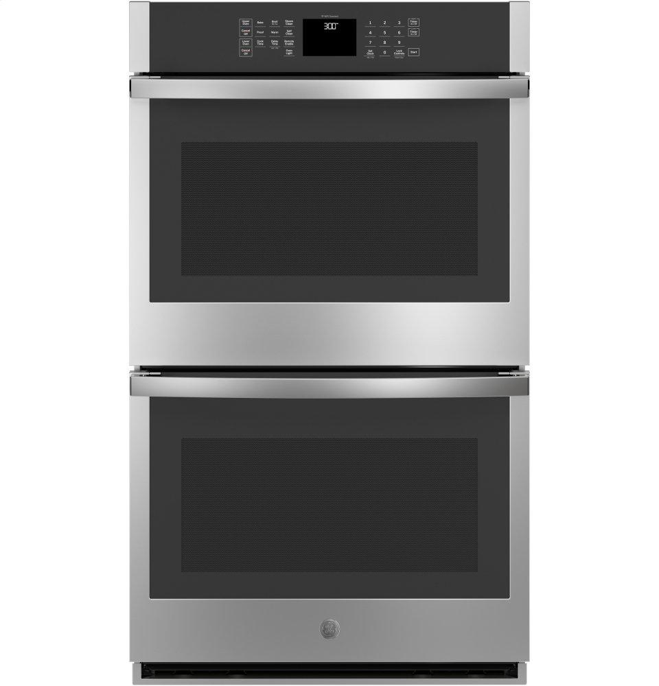 """GE(R) 30"""" Built-In Double Wall Oven  STAINLESS STEEL"""