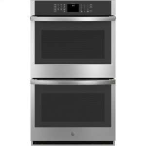 "GE®30"" Smart Built-In Double Wall Oven"