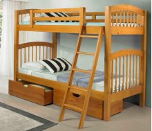 Phoenix Bunk Bed With Ubc