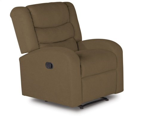 "Madeline Recliner, Brown 32.5""x30.5""x39.5"""
