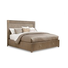 Cityscapes Queen Hudson Storage Bed
