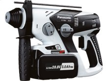 Panasonic 28.8V 3.0Ah Cordless SDS-plus Rotary Hammer Kit