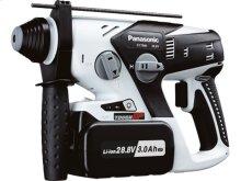 Panasonic 28.8V 3.0Ah Cordless SDS-plus Rotary Hammer Kit
