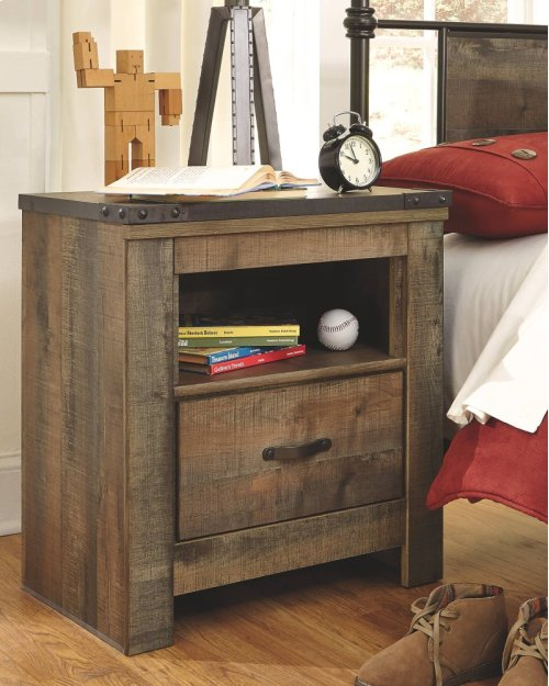 RED HOT BUY ! One Drawer Night Stand