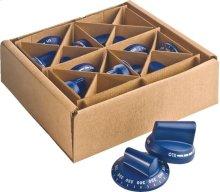 Blue knob kit, Pro 24 & Cooktops