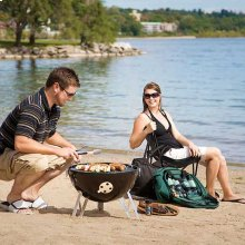 Apollo® 200 Charcoal Grill and Water Smoker