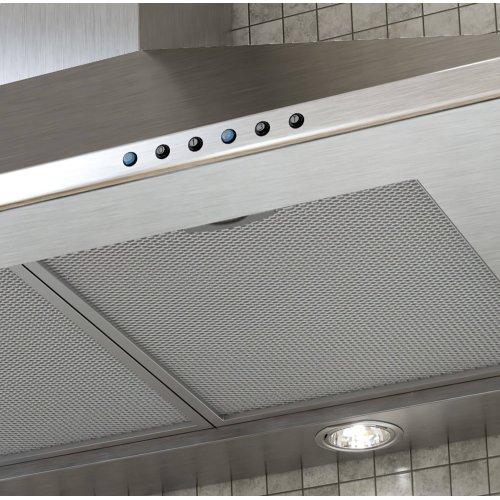 """42"""" 600 CFM XOB Series Wall Chimney"""