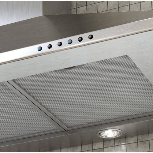 """24"""" 600 CFM XOB Series Wall Chimney"""