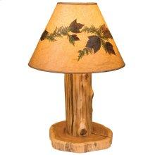 Table Lamp - Natural Cedar
