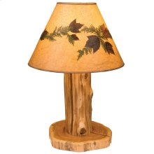 Table Lamp - Natural Cedar