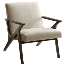 Beso Accent Chair in Beige