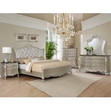 Angelina 8 Piece King Size Bedroom