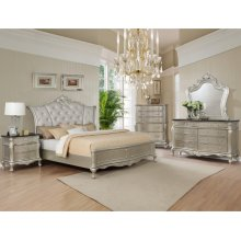 Angelina 8 Piece King Size Bedroom