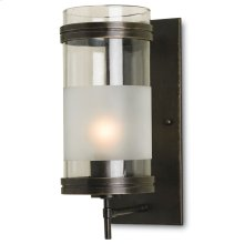 Walthall Bronze Wall Sconce