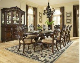 Baronet Pedestal Table Top