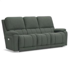 Greyson PowerRecline La-Z-Time® Full Reclining Sofa w/ Power Headrest