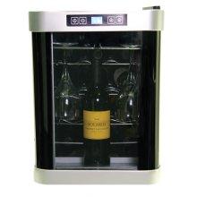 15-Bottle Display Window Wine Cellar / HVDW15ABB