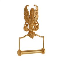 Almond Gold Imperial Swan Paper Holder