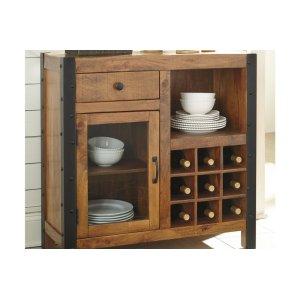 Ashley FurnitureSIGNATURE DESIGN BY ASHLEWine Cabinet