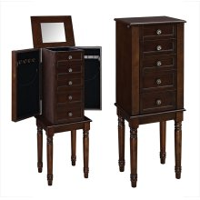 Molasses Jewelry Armoire