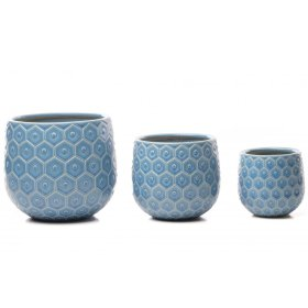Beguile Cachepot - Set of 3