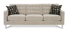 Abbott Chrome Leg Sofa