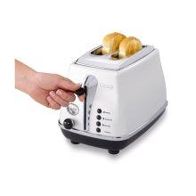 Icona 2 Slice Toaster CTO2003W