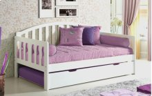 Cottage Day Bed With Trundle