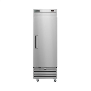 HoshizakiER1A-FS, Refrigerator, Single Section Upright, Full Stainless Door with Lock