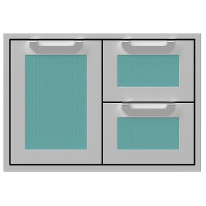 "Hestan30"" Hestan Outdoor Combo Door/Drawer - AGSDR Series - Bora-bora"
