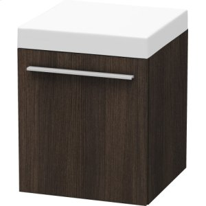 Mobile Storage Unit, Chestnut Dark (decor)