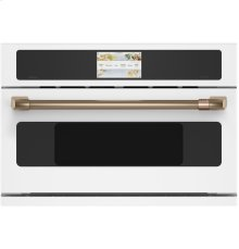 Cafe 30 in. Single Wall Oven with Advantium® Technology