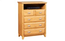 Kensington 5 Drawer Media Chest