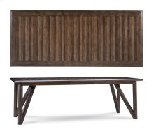 Epicenters Silver Lake Rectangular Dining Table