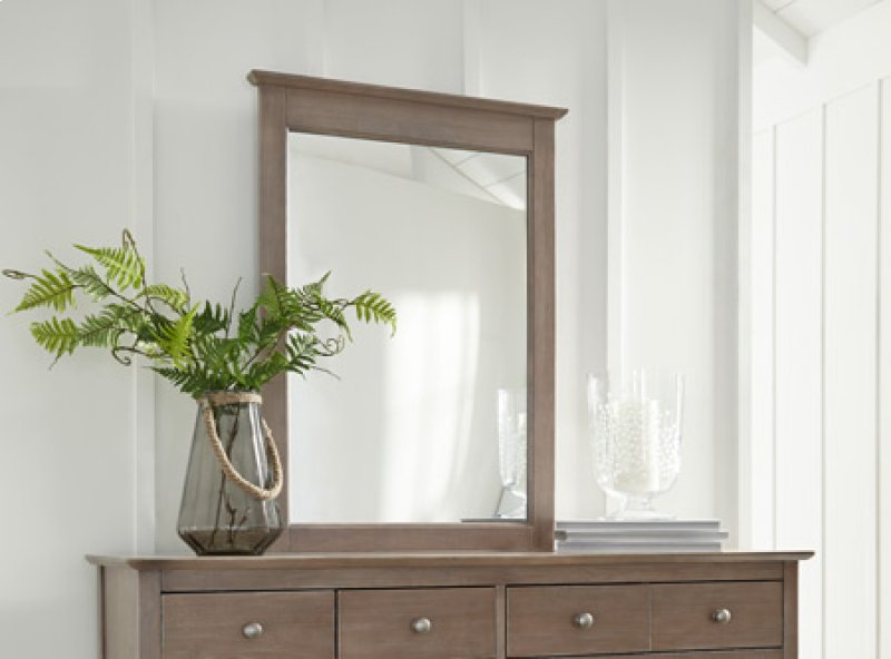 Bd097050 In By John Thomas Furniture Lynchburg Va Lancaster Mirror Taupe Gray