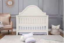 Warm White Sullivan 4-in-1 Convertible Crib