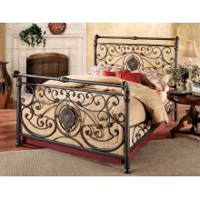 Mercer California King Bed Set