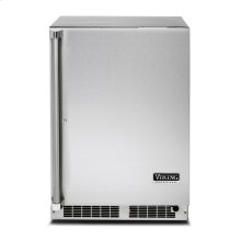 "24"" Solid Door Undercounter Refrigerator, Right Hinge/Left Handle"