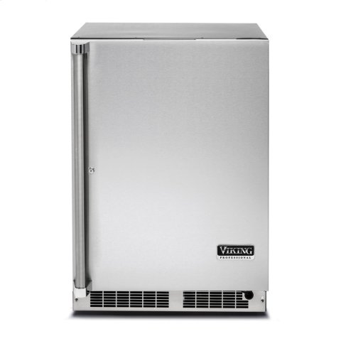 Viking 24 Quot Solid Door Undercounter Refrigerator Right