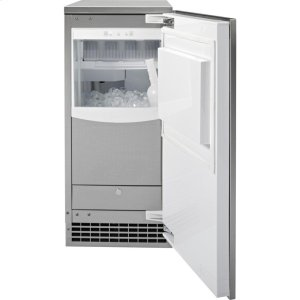 GEIce Maker 15-Inch - Gourmet Clear Ice