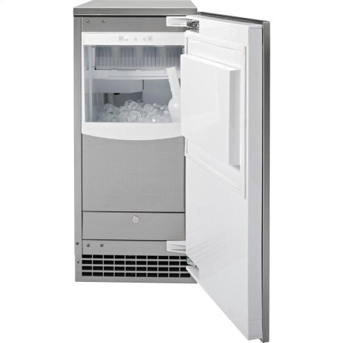 """15"""" Gourmet Clear Ice Maker"""