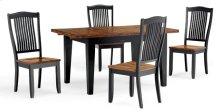 Leg Table (ebony)